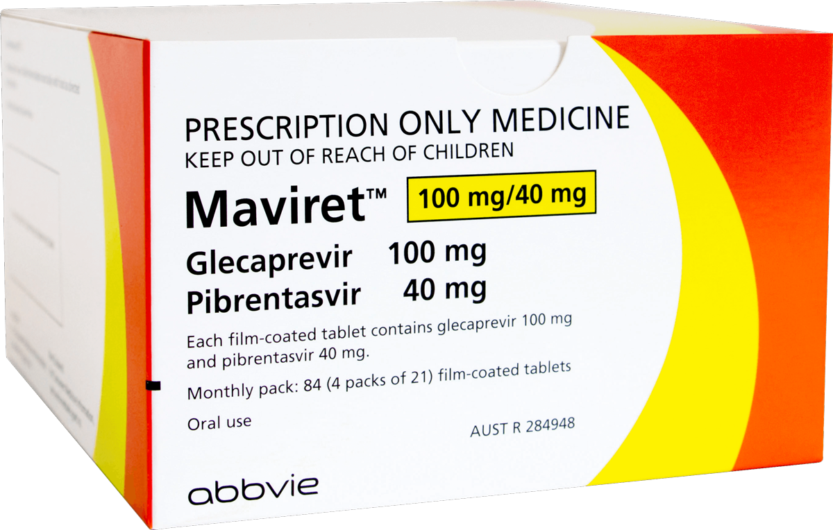 Maviret Monthly Pack